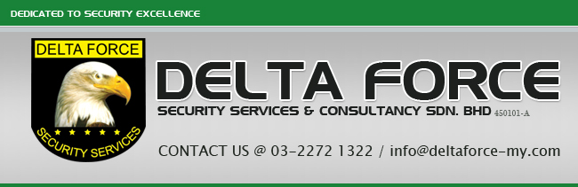 Delta Force Security Services Sdn Bhd
